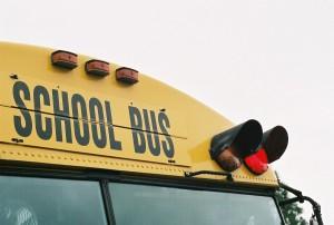 School bus - kopie