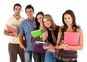 Studenten high school